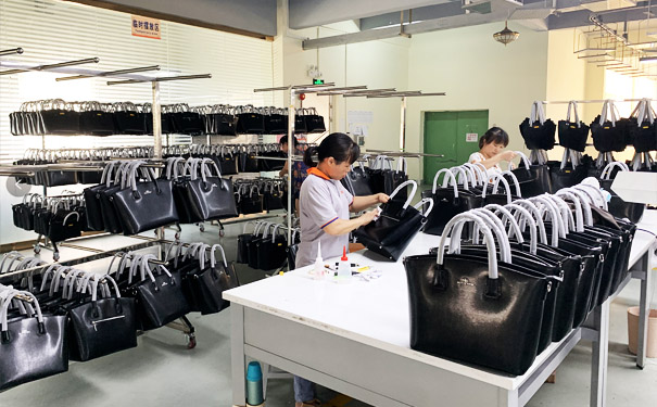 <b>Flexible Leather Goods Production Capacity</b>